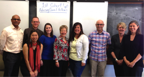 Co-facilitators for the Advising Council Fellows Program