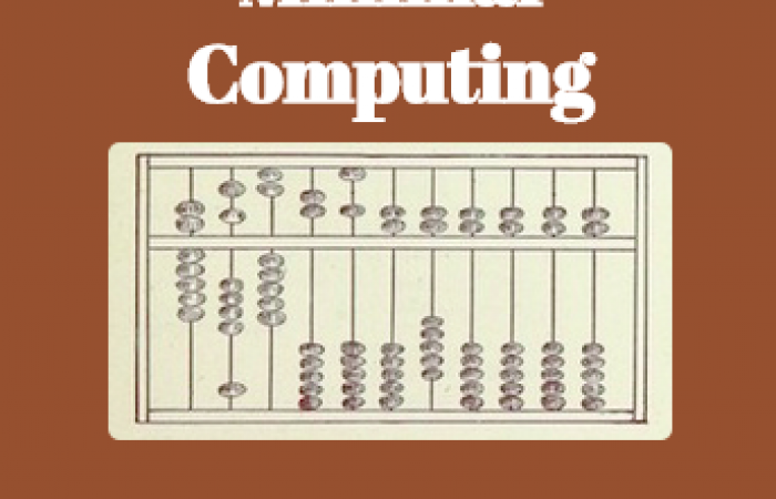Minimal Computing Group banner